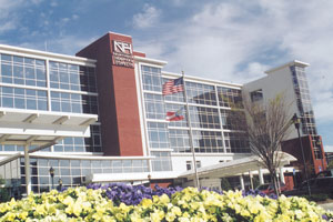 Northside Hospital Forsyth Location of Northside Anesthesiology Consultants